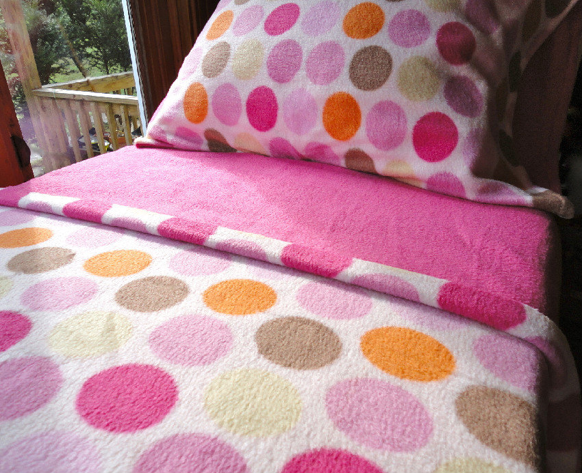 fleece bedding 3